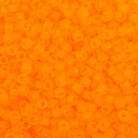 Бисер Toho 15-0 Матовый прозрачный гиацинт