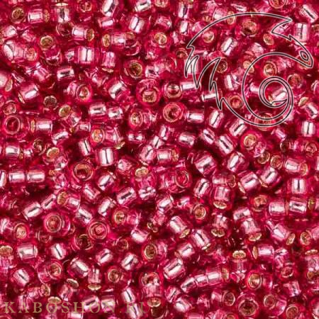 Бисер Toho Внутреннее серебрение розовато-лиловый