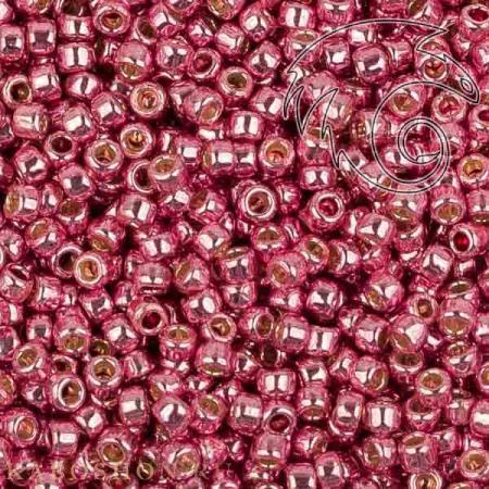Бисер Toho PF Гальванизированный лилово-розовый