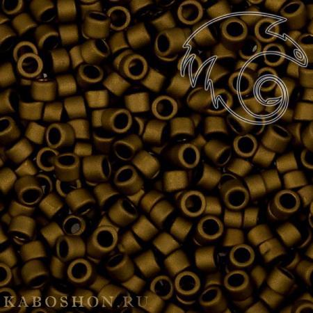 Бисер Toho Treasures Матовый темная медь