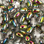 Glass drops 11х8 мм (Чехия)