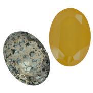 4127 Oval fancy stones