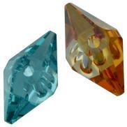 5747 Double Spike bead