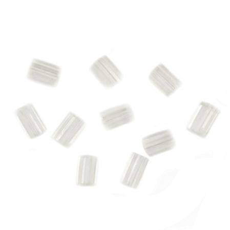 Заглушки для пуссет, швенз 3х2 мм прозрачные