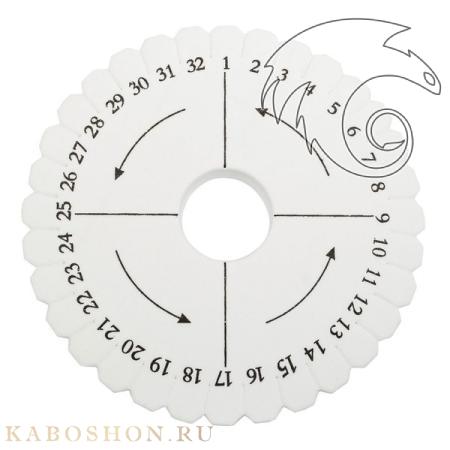 Кумихимо диск Kum-Disk