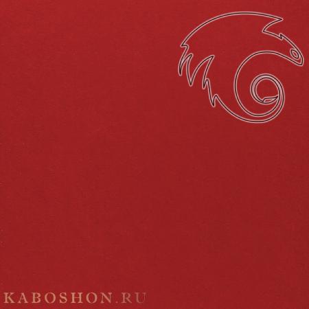 Основа для вышивки бисером - фетр Rayher ярко-красный 5301618-A4