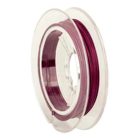Тросик ювелирный (ланка) 0,35 мм марганец