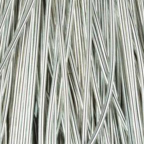 Канительгладкая 1 мм глянцевое серебро