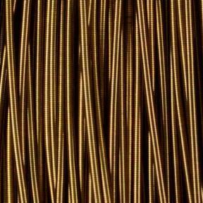 Канительгладкая 1 мм бронза