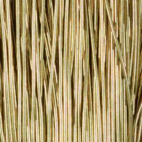 Канительмягкая 1 мм светлая латунь
