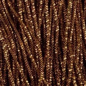 Трунцал4-гранный 1,5 мм янтарь