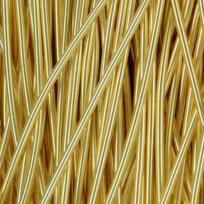 Канительгладкая 1 мм классическое золото