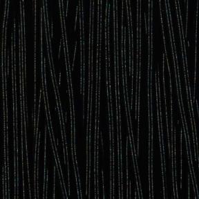 Канитель гладкая 1 мм матовый черный