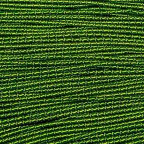 Трунцал (фигурная канитель) «бамбук» 2,1 мм травяной
