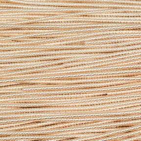 Трунцал (фигурная канитель) «бамбук» 2,1 мм розовое золото