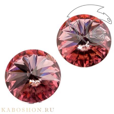 Swarovski Rivoli ss 47 (10,5 мм) Crystal Antique Pink 1122-10-001-ANTP