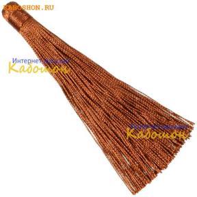 Кисть 125 мм золотисто-коричневая