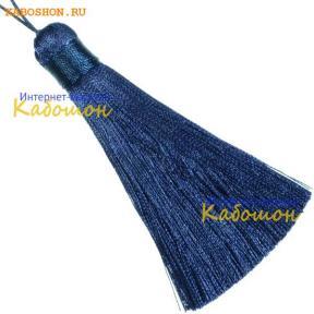 Кисть 80 мм темно-синяя