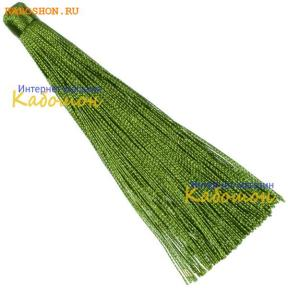 Кисть 125 мм травянисто-зеленая