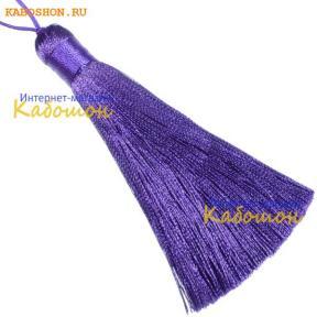 Кисть 80 мм фиолетовая